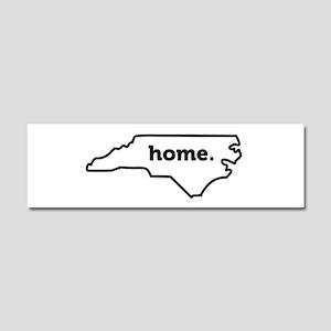 Home North Carolina-01 Car Magnet 10 x 3