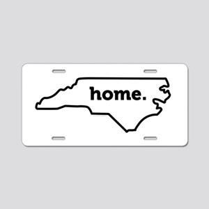 Home North Carolina-01 Aluminum License Plate