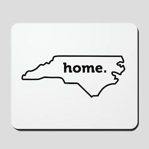 Home North Carolina-01 Mousepad