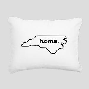 Home North Carolina-01 Rectangular Canvas Pillow
