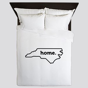 Home North Carolina-01 Queen Duvet