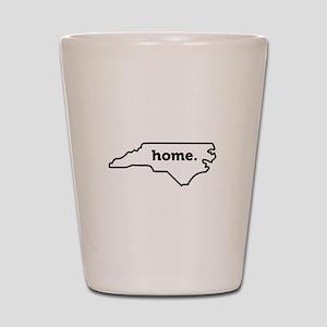 Home North Carolina-01 Shot Glass