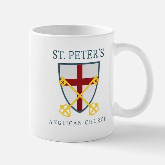 St. Peter's Logo Mugs