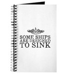 Some Ships Are Designed to Sink Journal