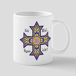 """""""Coptic Cross"""" Mug"""