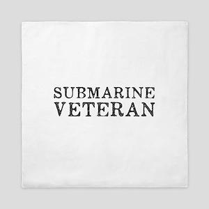 Submarine Veteran Queen Duvet