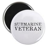 Submarine Veteran Magnet