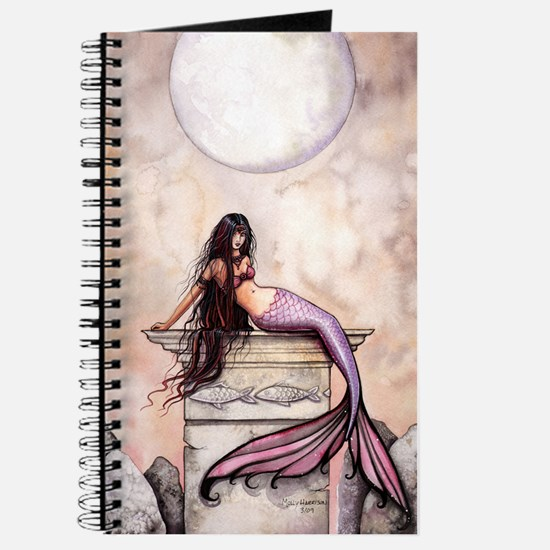 Sea Princess Mermaid Fantasy Art Journal