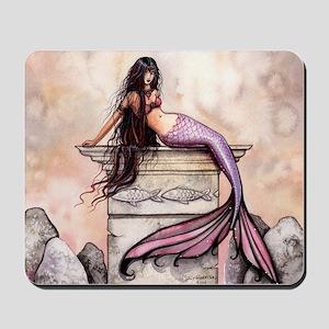 Sea Princess Mermaid Fantasy Art Mousepad