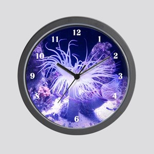 Anenome clock Wall Clock