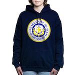 USS MULLINNIX Women's Hooded Sweatshirt