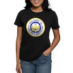 USS MULLINNIX Women's Dark T-Shirt