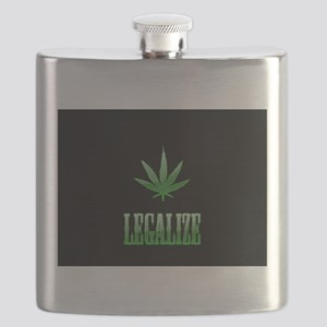 LEGALIZE Flask