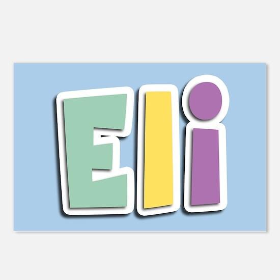 Eli Spring14 Postcards (Package of 8)
