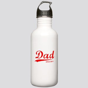 Dad Since 2011 Stainless Water Bottle 1.0L