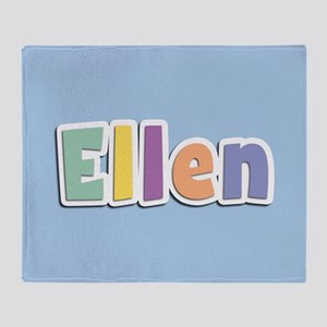 Ellen Spring14 Throw Blanket