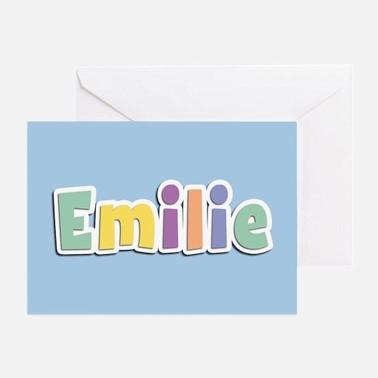 Emilie Spring14 Greeting Card