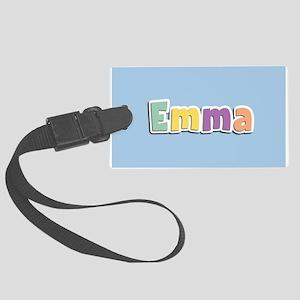 Emma Spring14 Large Luggage Tag