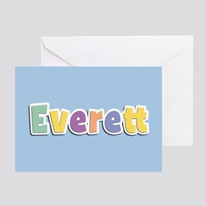 Everett Spring14 Greeting Card