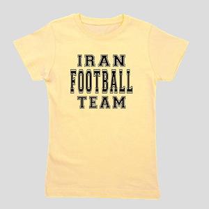 Iran Football Team Girl's Tee