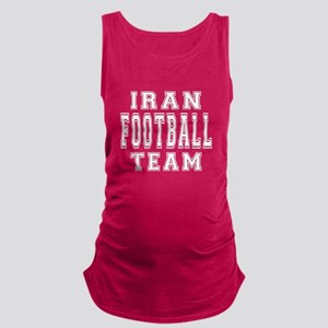 Iran Football Team Maternity Tank Top