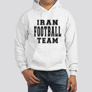 Iran Football Team Hooded Sweatshirt