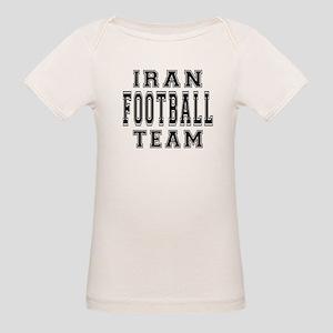 Iran Football Team Organic Baby T-Shirt