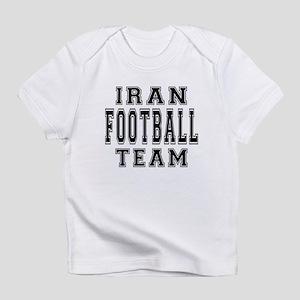 Iran Football Team Infant T-Shirt
