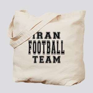 Iran Football Team Tote Bag