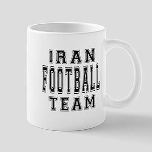 Iran Football Team Mug