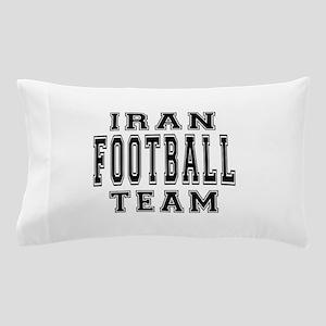 Iran Football Team Pillow Case