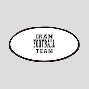 Iran Football Team Patches