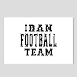 Iran Football Team Postcards (Package of 8)