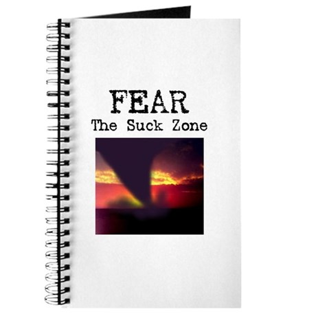 Fear the Suck Zone Journal