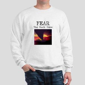 Fear the Suck Zone Sweatshirt