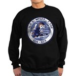 USS MYLES C. FOX Sweatshirt (dark)