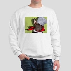 The Frenchie Chef Sweatshirt