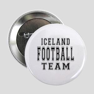 "Iceland Football Team 2.25"" Button"