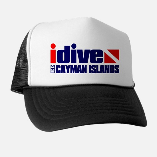 idive (Cayman Islands) Trucker Hat