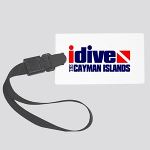 idive (Cayman Islands) Luggage Tag