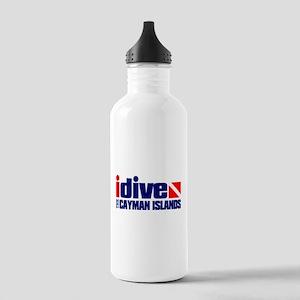 idive (Cayman Islands) Water Bottle