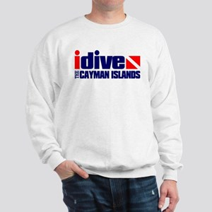 idive (Cayman Islands) Sweatshirt