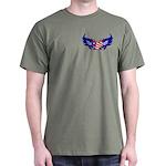 Heart Flag Dark T-Shirt