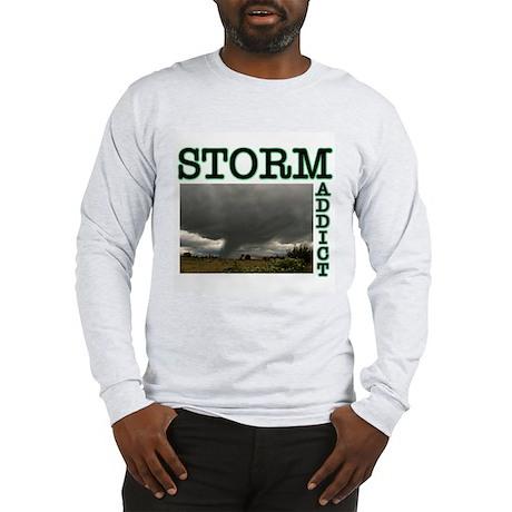 Storm Addict Long Sleeve T-Shirt
