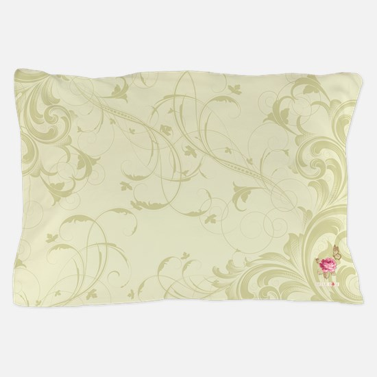 Madame Butterfly Pillow Case