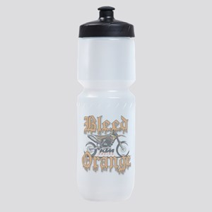 BleedOrange Sports Bottle