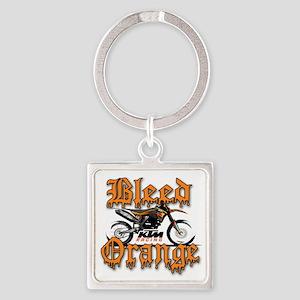 BleedOrange Keychains