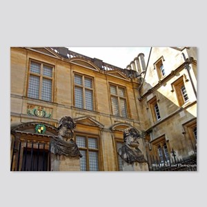 Oxford Glasses Postcards (package Of 8)
