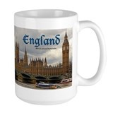 England Large Mugs (15 oz)