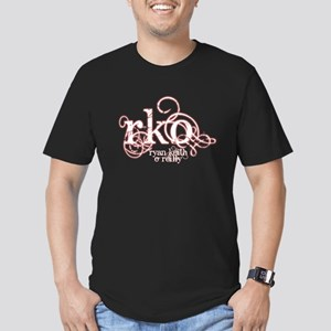 Rko Men's Fitted T-Shirt (dark)